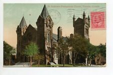 CANADA carte postale ancienne TORONTO  5 st andrews church