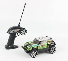 Big-Daddy Super Cool Series Extra Fast RC Remote Control Mountain Jeep Green