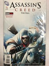 Assassin's Creed The Fall #1 GameStop Exclusive Comic Book DC 2011