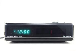 Panasonic Clock Radio RC-200 Japan