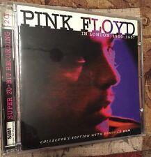 Pink Floyd - In London 1966 - 1967 (CD+CD-ROM SBM Super Bit Mapping) - Classi...