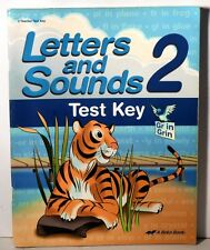 A Beka Letters and Sounds 2 Test Key