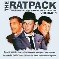 Frank Sinatra, Dean Martin, Sammy Davis Jnr-The Rat Pack Volume 1 CD