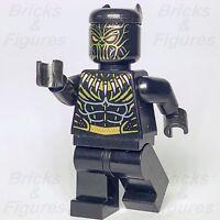 MARVEL lego ERIK KILLMONGER golden jaguar BLACK PANTHER super heroes 76099 new