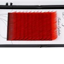 3 COLOURS FALSE EYELASH EXTENSIONS MAKEUP EYE LASHES 12 ROWS FITTED HOT - FI