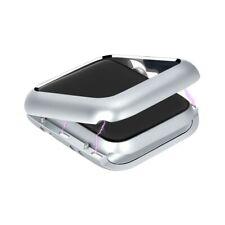 Carcasa Funda Protector Metalico Apple Watch Series 3 42MM Plata