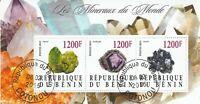Mineralien Benin gestempelt 872
