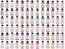 Angelus Acrylic Leather Paint 4oz / 1oz All Colors Bottle Sneaker Boot Shoes Bag