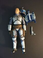 "Loose Star Wars Black Series 6 inch 6"" JANGO FETT"