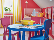 IKEA MAMMUT UTTER KIDS CHAIRS, STOOLS, TABLES, INDOOR - OUTDOOR /Colourful ✅