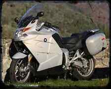 Bmw K1200Gt 08 A4 Metal Sign Motorbike Vintage Aged