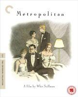 Neuf Metropolitan - Criterion Collection Blu-Ray
