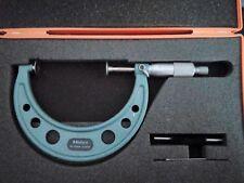 Draper 46606 Microm/ètre externe 75-100 mm