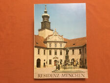 Residence Munich - Guide to Royal Palace of Wittelsbach Monachs of Bavaria -1991