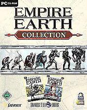 Empire Earth - Collection (PC) Platin Edition beide Teile Deutsch