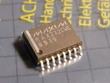 5x MAX232CWE +5V-Powered, Multichannel RS-232 Driver/Receiver SMD, Maxim