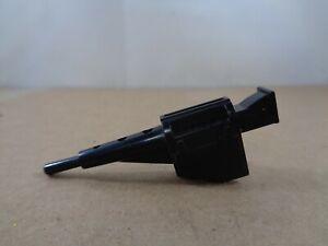 Transformers G1 TRACKS Original Black Plastic Gun Only , Vintage Item