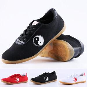 Martial Arts Shoes Trainers Kung Fu Tai Chi Sneakers Sport Taolu Karate Footwear