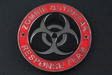 Zombie Outbreak Response Team Fibbia della Cintura morti che camminano