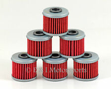 2002-2017 HONDA CRF450R CRF450 CRF 450R 450 **6 PACK** HIFLO OIL FILTER FILTERS