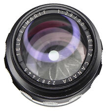 Leica 90mm f2.8 Fat Tele-Elmarit M mount  #2287445