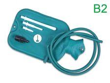Klistier Einlauf Set Irrigator Wärmflasche Esmarch Analdusche B2