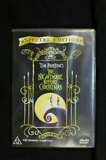 The Nightmare Before Christmas - Special Edition - Pre Owned - R4 - (D452)