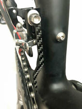 OMNI Racer WORLDS LIGHTEST Chain Guide Chain Drop Catcher: CARBON FIBER