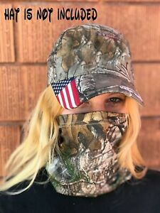 Realtree face mask tactical military army Camo Camouflage HUNTING balaclava 1PC