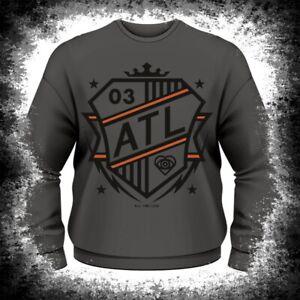 All Time Low Shield Charcoal Sweatshirt