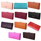 Women Wallet Clutch Long Design Clip Coin Change Purse Bag Handbag Tote HY