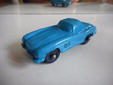 Tomte Laerdal Stavanger Norway Mercedes 300 SL in Blue