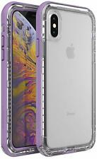 LifeProof NEXT Series Drop Proof Case with Transparent Back iPhone Xs & X, Ultra