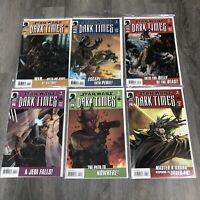 Star Wars Dark Times Comic Books Lot Of 6 Dark Horse