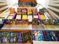 250x HUGE [ALL SETS] [1999-2020] Pokemon Card LOT - Com / Un / Rare / HOLO WotC