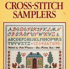 Cross Stitch Samplers Book BHnG Soft Cover 1986 Better Homes And Gardens