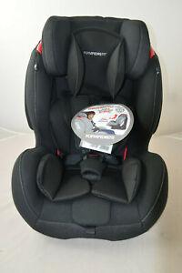 Foppapedretti Dinamyk 9-36 Kindersitz fürs Auto, Gruppe 1/2/3, 9-36 kg,schwarz