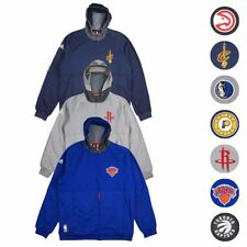 NBA Adidas Team Issued Authentic On-Court Pre-Game Full Zip Hooded  Jacket Men's