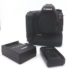 Canon EOS 5D Mark IV 30.4MP Digital SLR Camera With Factory Battery Grip