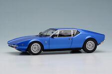 MakeUp/VISION VM075D 1:43 De Tomaso Pantella L 1972 Metallic Blue