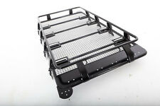 RockArmor Nissan Patrol GU Full Length Steel Roof Rack Cage