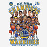 New Warriors Caricature Shirt Rare for Men Women  T-Shirt Tee S M L 234XL AZ065