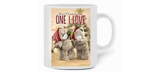 The one I love Christmas mug