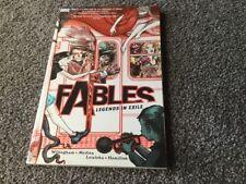 Fables: Legends in Exile (Vertigo) by Willingham, Bill