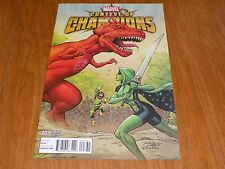 Contest Of Champions #3 Ron Lim connecting Gamora variant! Gotg 2, High Grade