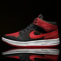 Men's Sneakers New AJ 1 Basketball Shoes Flyknit Sports High Top Athletic Shoes