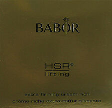 Babor Hsr Lifting Cream Rich 50ml Brand New