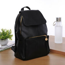 Women's New Backpack Travel PU Leather Handbag Rucksack Shoulder School Bag AU