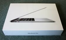 "2018 Apple MacBook Pro 15.4"" (Touch Bar) 256 GB, Silver, UK Model MR962B/A"