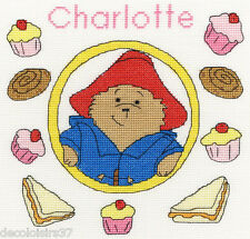 Bothy Threads  XPB2  Paddington Bear Baking Sampler  Point de Croix Compté